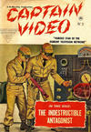 Cover for Captain Video (L. Miller & Son, 1951 series) #3