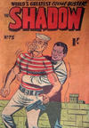 Cover for The Shadow (Frew Publications, 1952 series) #75