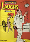 Cover for Broadway Laughs (Prize, 1950 series) #v13#4