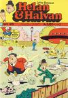 Cover for Helan og Halvan (Illustrerte Klassikere / Williams Forlag, 1963 series) #4/1975
