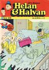Cover for Helan og Halvan (Illustrerte Klassikere / Williams Forlag, 1963 series) #5/1975