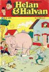 Cover for Helan og Halvan (Illustrerte Klassikere / Williams Forlag, 1963 series) #8/1975