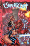 Cover for Scarlet Crush (Awesome, 1998 series) #1 [Ian Churchill Cover]
