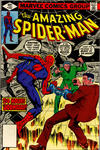 Cover for The Amazing Spider-Man (Marvel, 1963 series) #192 [Direct Edition]