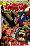 Cover for The Amazing Spider-Man (Marvel, 1963 series) #103 [British]
