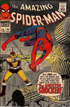 Cover for The Amazing Spider-Man (Marvel, 1963 series) #46 [British]