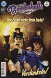 Cover for DC Comics: Bombshells (DC, 2015 series) #16