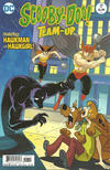 Cover for Scooby-Doo Team-Up (DC, 2014 series) #17 [Direct Sales]