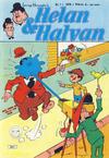 Cover for Helan & Halvan [Helan og Halvan] (Atlantic Forlag, 1978 series) #1/1979