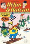 Cover for Helan & Halvan [Helan og Halvan] (Atlantic Forlag, 1978 series) #12/1980