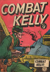 Cover for Combat Kelly (Horwitz, 1957 ? series) #1