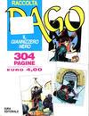 Cover for Dago Raccolta (Eura Editoriale, 1995 ? series) #20