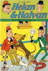 Cover for Helan & Halvan [Helan og Halvan] (Atlantic Forlag, 1978 series) #5/1981