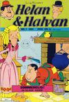 Cover for Helan & Halvan [Helan og Halvan] (Atlantic Forlag, 1978 series) #7/1981