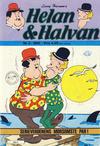 Cover for Helan & Halvan [Helan og Halvan] (Atlantic Forlag, 1978 series) #2/1982