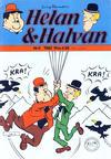 Cover for Helan & Halvan [Helan og Halvan] (Atlantic Forlag, 1978 series) #6/1982