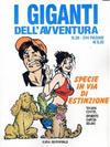 Cover for I giganti dell'avventura (Eura Editoriale, 1996 series) #38