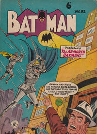 Cover Thumbnail for Batman (K. G. Murray, 1950 series) #95