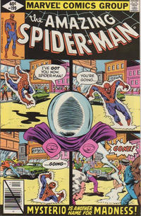 Cover Thumbnail for The Amazing Spider-Man (Marvel, 1963 series) #199 [Direct Edition]