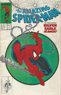 Cover Thumbnail for The Amazing Spider-Man (Atlas Publishing Company, 1992 series) #2