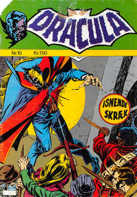 Cover Thumbnail for Dracula (Winthers Forlag, 1982 series) #10
