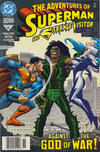 Cover for Adventures of Superman (DC, 1987 series) #572 [Newsstand]