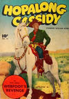 Cover for Hopalong Cassidy (Export Publishing, 1949 series) #16
