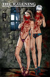 Cover Thumbnail for Ravening (2016 series) #2 [Costume Change Topless variant]