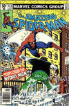 Cover Thumbnail for The Amazing Spider-Man (1963 series) #212 [Newsstand]