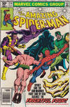 Cover Thumbnail for The Amazing Spider-Man (1963 series) #214 [Newsstand]
