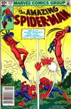 Cover Thumbnail for The Amazing Spider-Man (1963 series) #233 [Newsstand Edition]