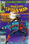 Cover Thumbnail for The Amazing Spider-Man (1963 series) #227 [Newsstand Edition]