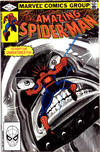 Cover for The Amazing Spider-Man (Marvel, 1963 series) #230 [Direct]