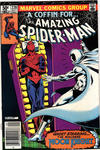 Cover Thumbnail for The Amazing Spider-Man (1963 series) #220 [Newsstand Edition]