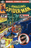 Cover for The Amazing Spider-Man (Marvel, 1963 series) #216 [Direct]