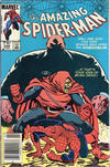 Cover Thumbnail for The Amazing Spider-Man (1963 series) #249 [Canadian Newsstand Edition]