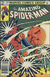 Cover Thumbnail for The Amazing Spider-Man (1963 series) #244 [Canadian]