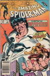Cover for The Amazing Spider-Man (Marvel, 1963 series) #273 [Newsstand]