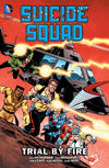 Cover Thumbnail for Suicide Squad (2011 series) #1 - Trial by Fire [Later Printings]