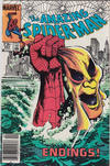 Cover Thumbnail for The Amazing Spider-Man (1963 series) #251 [Canadian Newsstand Edition]