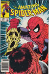 Cover Thumbnail for The Amazing Spider-Man (1963 series) #245 [Canadian Newsstand Edition]