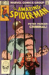 Cover Thumbnail for The Amazing Spider-Man (1963 series) #219 [British]