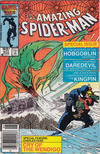 Cover for The Amazing Spider-Man (Marvel, 1963 series) #277 [Canadian]