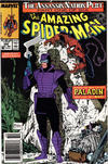 Cover Thumbnail for The Amazing Spider-Man (1963 series) #320 [Newsstand Edition]
