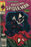 Cover for The Amazing Spider-Man (Marvel, 1963 series) #316 [Newsstand]