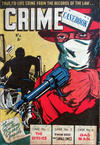 Cover for Crime Casebook (Horwitz, 1953 ? series) #4