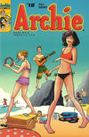 Cover for Archie (Archie, 2015 series) #10 [Cover C - Sandy Jarrell]