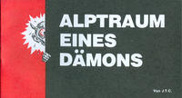 Cover Thumbnail for Alptraum eines Dämons (Chick Publications, 1980 series)