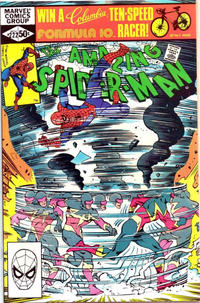 Cover Thumbnail for The Amazing Spider-Man (Marvel, 1963 series) #222 [Direct]