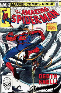 Cover Thumbnail for The Amazing Spider-Man (Marvel, 1963 series) #236 [Direct Edition]